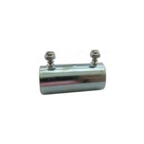 STEEL PIPE CONDUIT FORT COUPLING METAL FOR PIPE TYPE E CME190-750 1 cme190_750