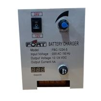 FORT BATTERY CHARGER FBC12245  5 A